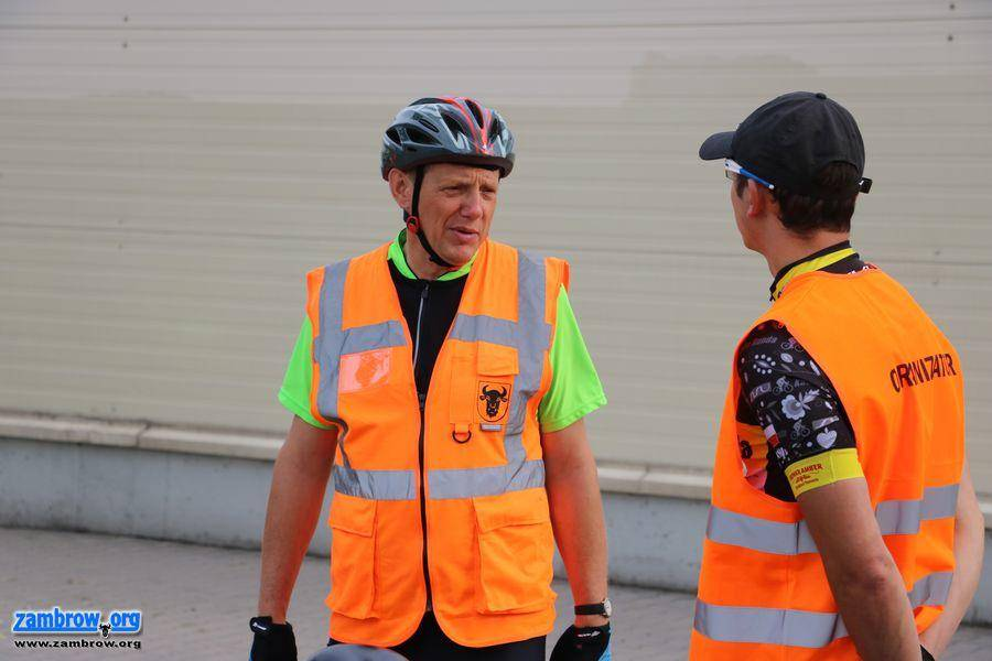 rekreacja wypoczynek, ostatnim rajdzie długodystansowym rowerzyści udali Góry Strękowej [foto] - zdjęcie, fotografia