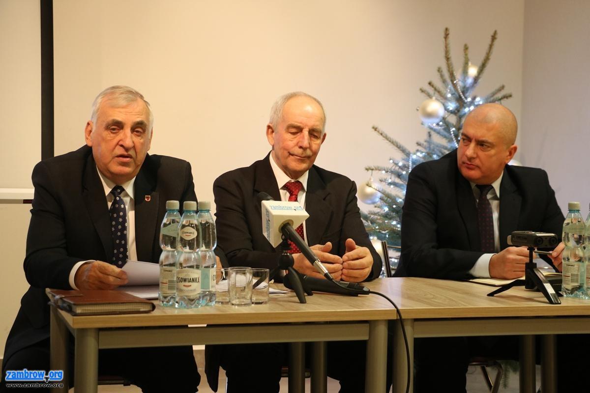 społeczeństwo, Burmistrz podsumował tegoroczny budżet przedstawił plany kolejne [retransmisja] - zdjęcie, fotografia
