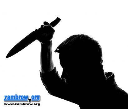 policja, nożownika Grunwaldzkiej - zdjęcie, fotografia
