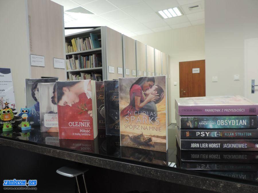kultura, Filia Miejskiej Biblioteki Publicznej poleca ciekawe lektury ferie - zdjęcie, fotografia