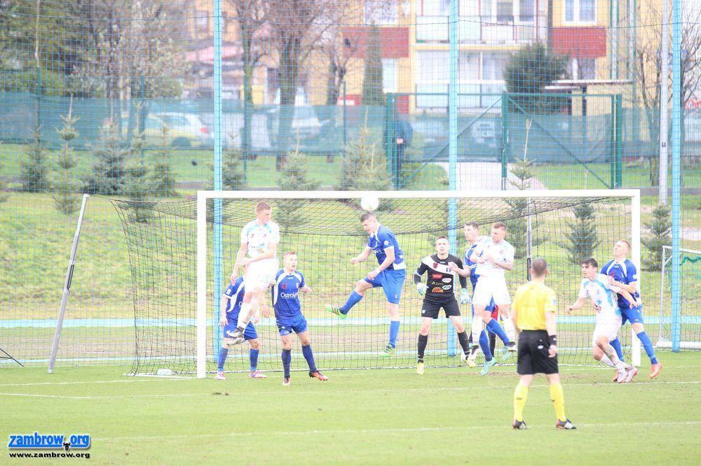 piłka nożna futsal, Olimpia pokonana Zambrowie Fatalna passa listopada [foto+video] - zdjęcie, fotografia