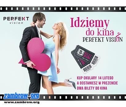 artykuł sponsorowany, atrakcji Walentynki Salonie PERFECT VISION! - zdjęcie, fotografia