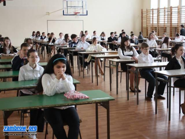 edukacja, Pierwsze wrażenia sprawdzianie szóstoklasisty Testy omówienie! - zdjęcie, fotografia