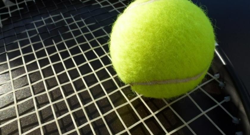 tenis ziemny tenis stołowy badminton, Zapraszamy Turniej otwarcia - zdjęcie, fotografia