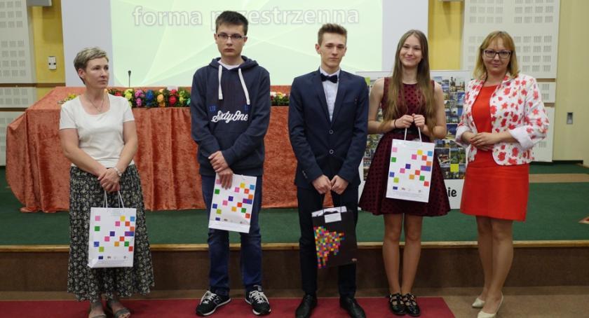 edukacja, Wojewódzki sukces uczniów Szumowie - zdjęcie, fotografia