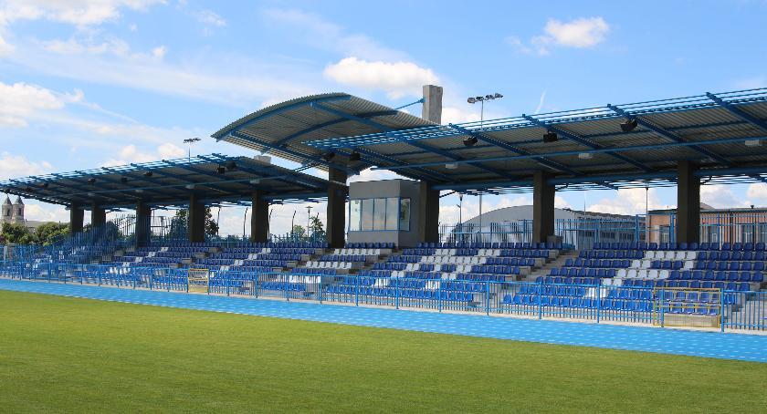 piłka nożna futsal, Zapraszamy Olimpia Zambrów Ursus Warszawa - zdjęcie, fotografia
