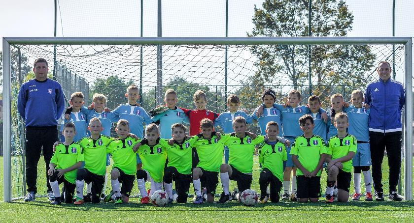 piłka nożna futsal, Zambrowskie Orliki Olimpii finale Podlasia - zdjęcie, fotografia