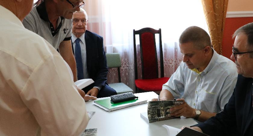 RIH Historia, Robert Radzik spotka mieszkańcami Rutek - zdjęcie, fotografia