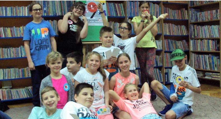 edukacja, Bibliotek Oddziale Dzieci - zdjęcie, fotografia