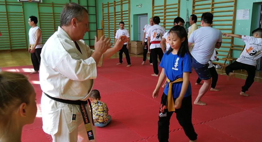 karate i sztuki walki, Poprowadzili Warszawie seminarium szkoleniowe Karate Kyokushin - zdjęcie, fotografia