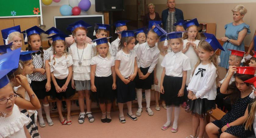 edukacja, Najstarsze przedszkolaki pożegnały przedszkole [foto] - zdjęcie, fotografia