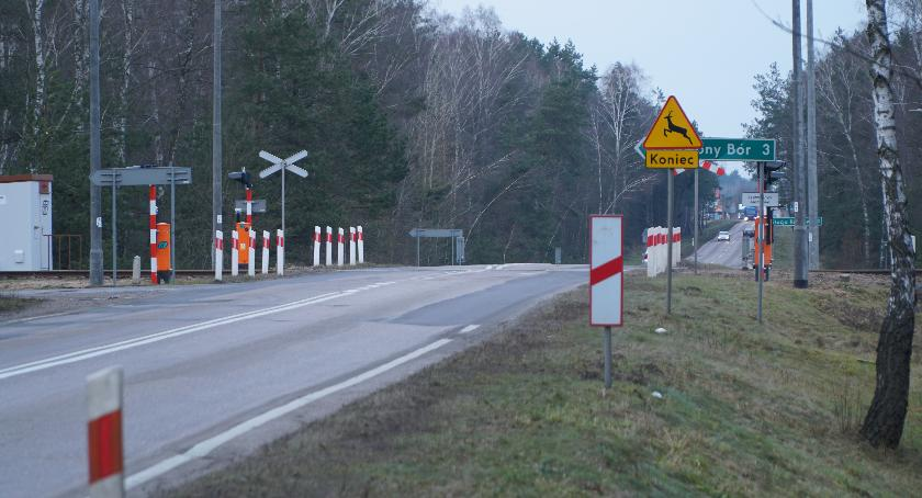 komunikat, dobę zamkną Zambrów Łomża Będzie objazd [mapka] - zdjęcie, fotografia