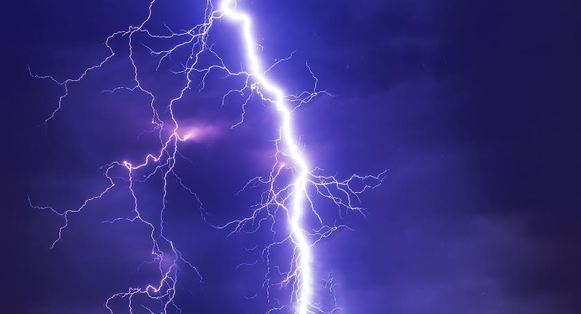 meteo, Synoptycy ostrzegają mogą burze gradem - zdjęcie, fotografia