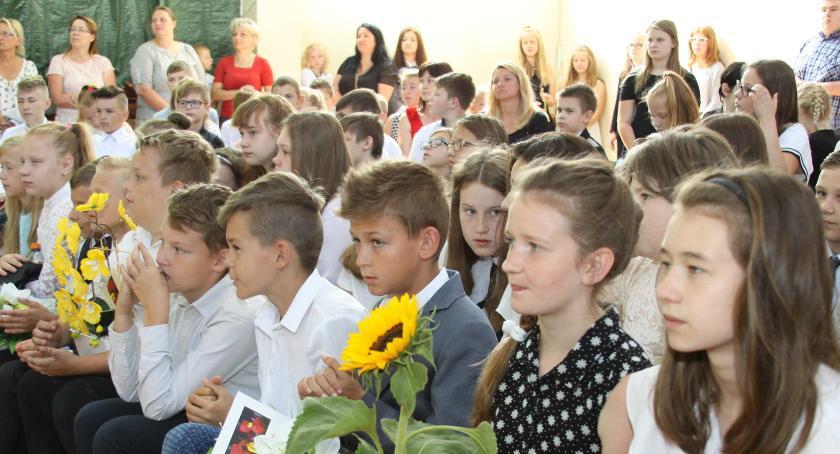 edukacja, galeria zdjęć zakończenia szkolnego 2017/2018 [foto] - zdjęcie, fotografia