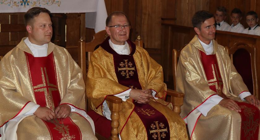 religia, Kołakach Kościelnych pożegnano Zbigniewa Choromańskiego [foto] - zdjęcie, fotografia