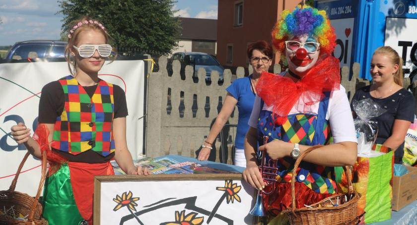 rekreacja wypoczynek, Mieszkańcy Srebrnego Borku bawili festynie [foto] - zdjęcie, fotografia