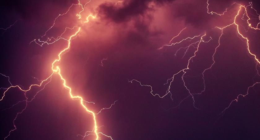 meteo, Uwaga możliwe załamanie pogody - zdjęcie, fotografia