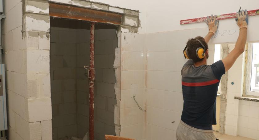 inwestycje, zmienia budynek Będzie przedszkole żłobek [foto] - zdjęcie, fotografia