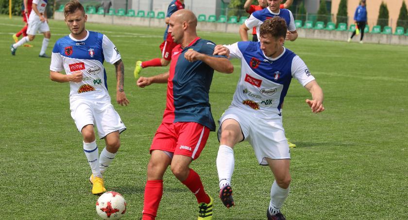 piłka nożna futsal, Olimpia Zambrów półmetku przygotowań nowego sezonu - zdjęcie, fotografia