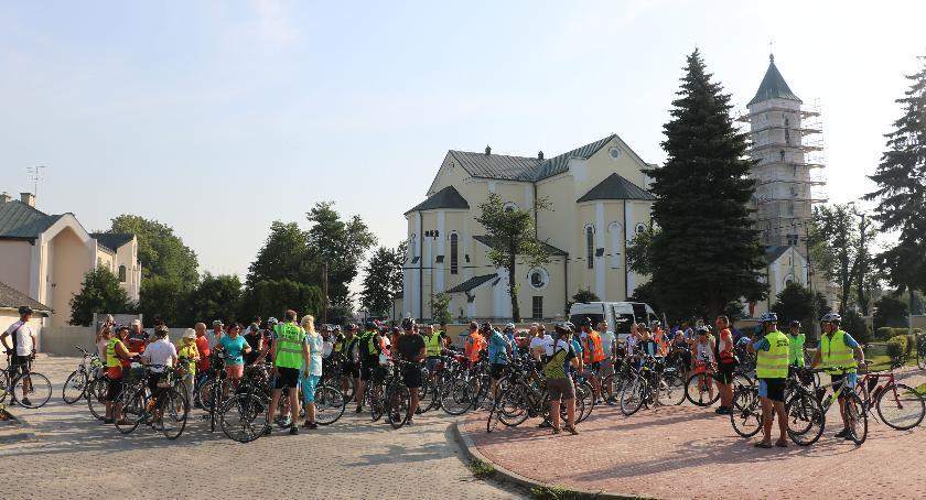 rowery i kolarstwo, Zapisz rowerową pielgrzymkę Hodyszewa - zdjęcie, fotografia