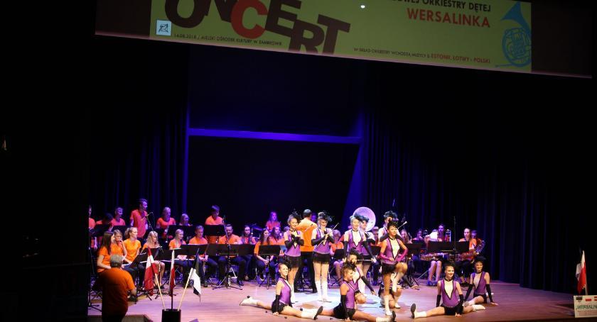 """muzyka koncerty, """"Wersalinka"""" zagrała Centrum Kultury - zdjęcie, fotografia"""