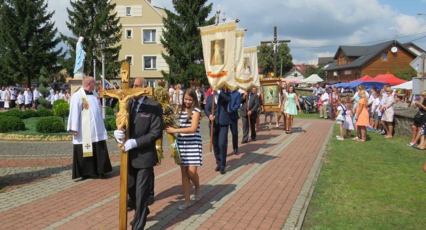 wydarzenia, Odpust festyn parafialny Kołakach Kościelnych [foto] - zdjęcie, fotografia