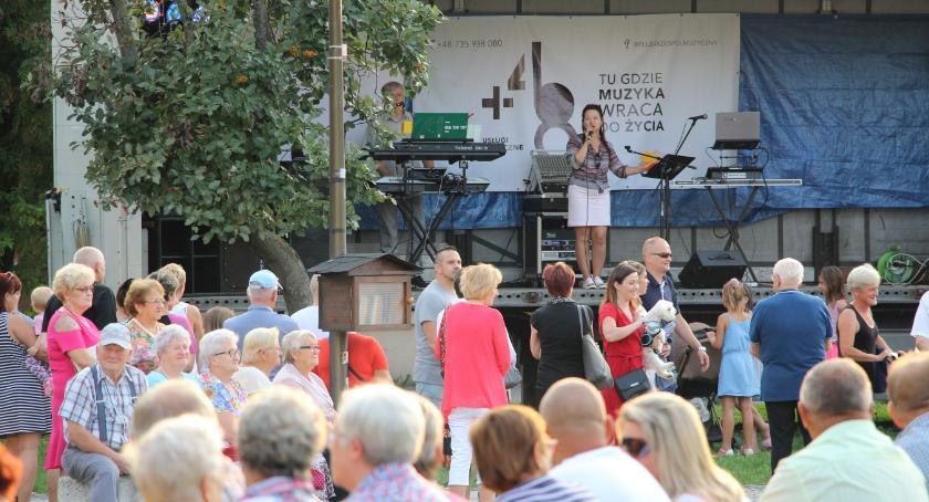 muzyka koncerty, Muzyczne wspomnienia Zambrowie [foto] - zdjęcie, fotografia