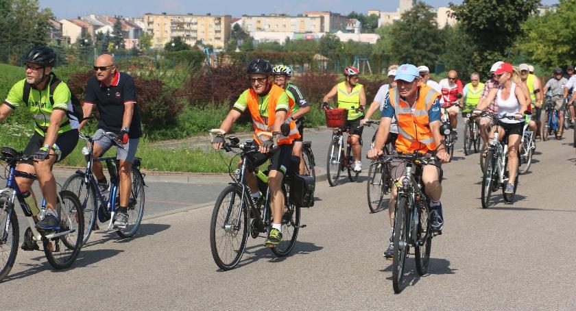 rowery i kolarstwo, Ostatni zaawansowanych rowerzystów najbliższą niedzielę - zdjęcie, fotografia
