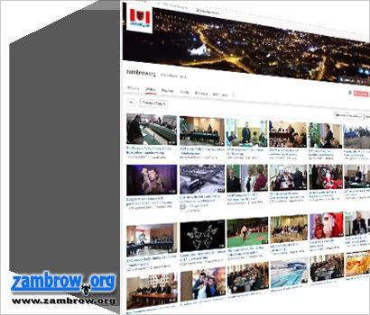 nowości na Portalu, Niespełna cztery miliony odsłon kanału zambrow Zobacz najczęściej oglądane filmy - zdjęcie, fotografia
