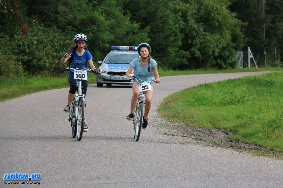 rowery i kolarstwo, imprezy kolarskie rozegrano Paproci Dużej [foto+video] - zdjęcie, fotografia
