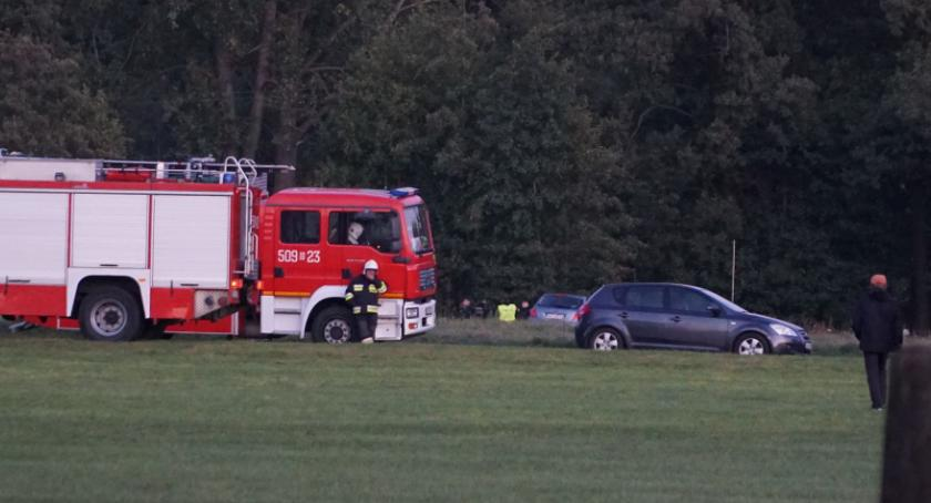 pożary i straż, Znaleziono ciało Jabłonce [foto] - zdjęcie, fotografia