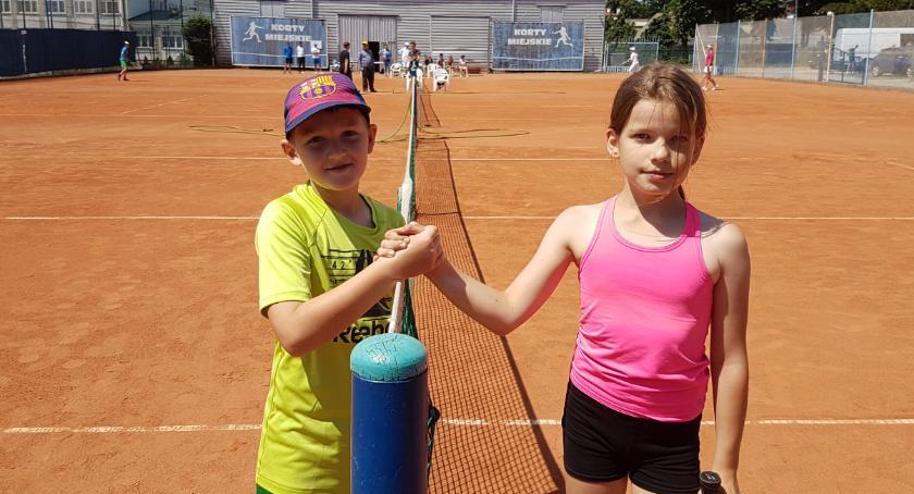 """tenis ziemny tenis stołowy badminton, Program TENIS ponownie wraca zambrowskiej """"Czwórki"""" - zdjęcie, fotografia"""