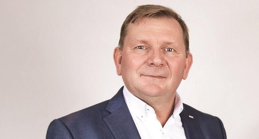 materiał wyborczy, Dariusz Modzelewski kandydat Wójta Gminy Rutki dziękuje mieszkańcom [foto] - zdjęcie, fotografia