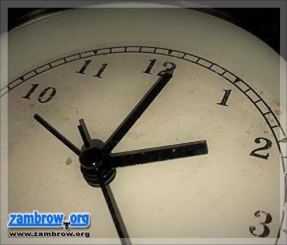 społeczeństwo, Zmiana czasu niedzieli śpimy krócej - zdjęcie, fotografia