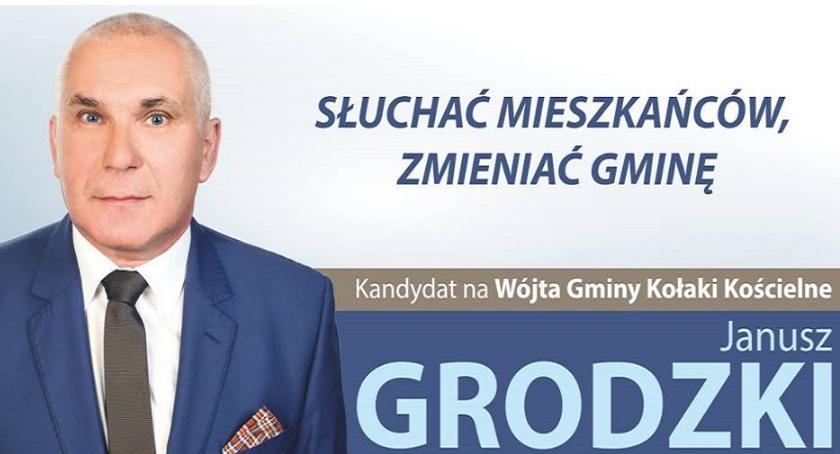 materiał wyborczy, uznał rację Janusza Grodzkiego rozpowszechniania nieprawdziwych informacji - zdjęcie, fotografia