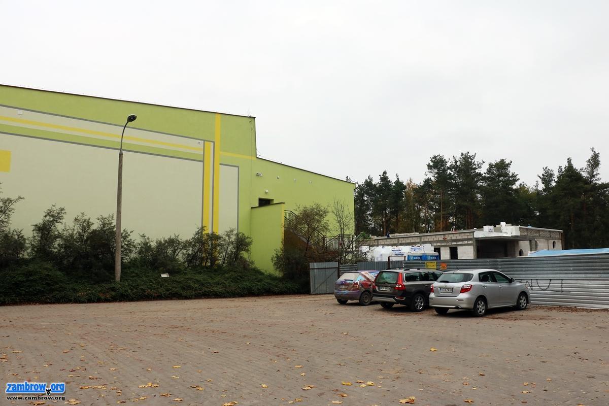 inwestycje, Zaglądamy budowy przedszkola stołówki [foto] - zdjęcie, fotografia