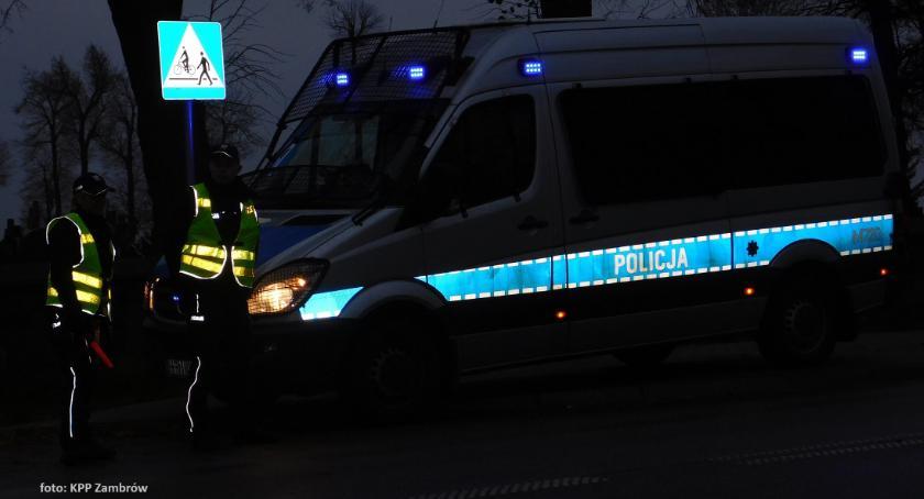 """policja, Akcja """"Znicz 2018"""" podsumowanie - zdjęcie, fotografia"""