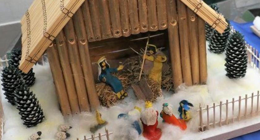 święta, udział edycji Powiatowego Konkursu Szopek Bożonarodzeniowych - zdjęcie, fotografia