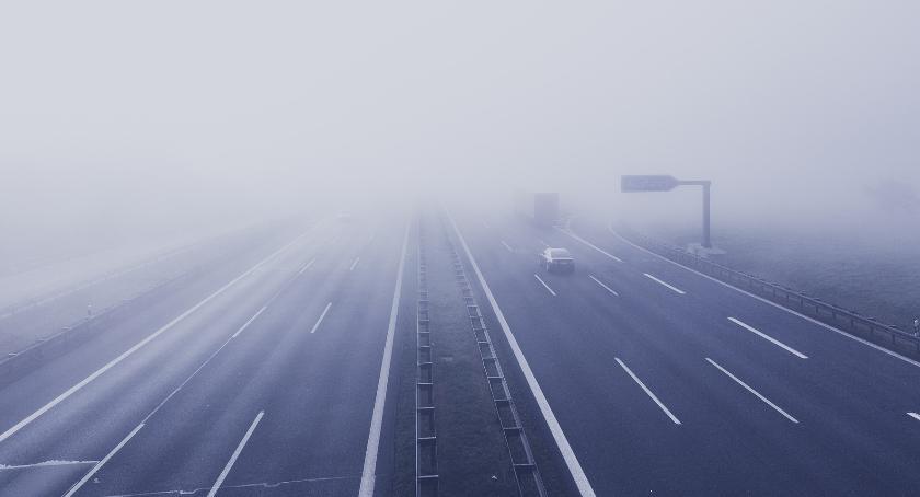 meteo, Uwaga mgłę - zdjęcie, fotografia