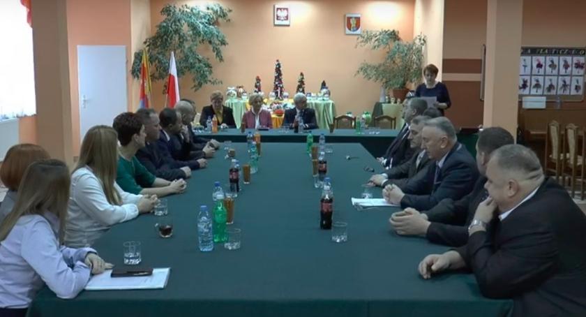 Rada Gminy Szumowo radni, sesja Gminy Szumowo kadencji - zdjęcie, fotografia