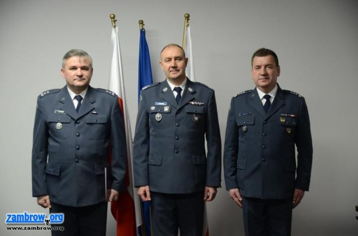 komunikat, Zakład Karny Czerwony Borze nowego dyrektora - zdjęcie, fotografia