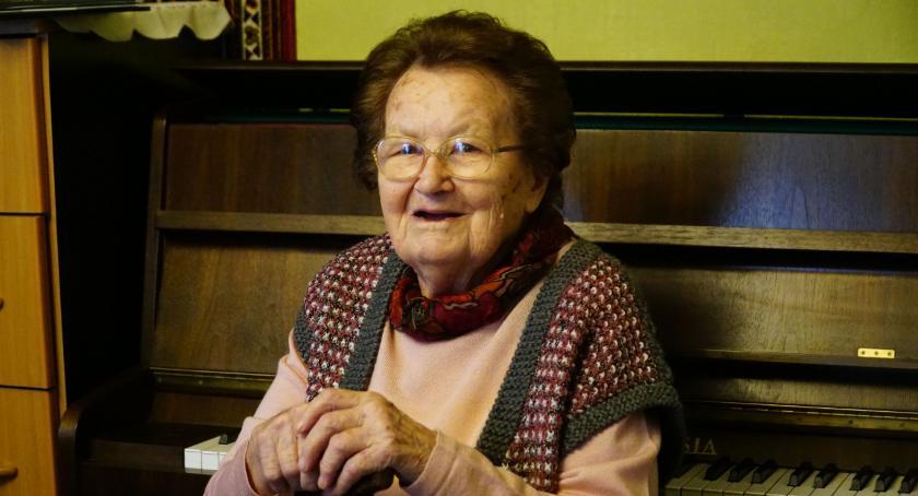 uroczystości obchody, Helena Gawrychowska obchodzi dzisiaj urodziny! [foto] - zdjęcie, fotografia