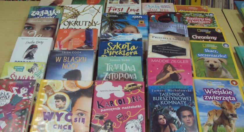 książki publikacje, Nowości wydawnicze miejskiej bibliotece - zdjęcie, fotografia