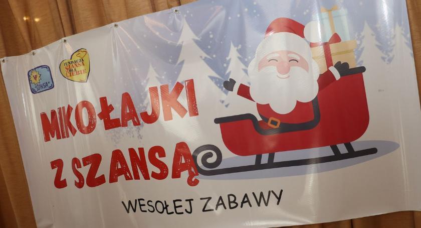 organizacje pozarządowe, Zapraszamy Mikołajki Szansą - zdjęcie, fotografia
