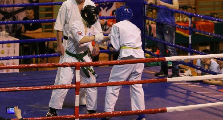 karate i sztuki walki, Międzynarodowe Mistrzostwa Polski Karate International Budokai [foto+WYNIKI] - zdjęcie, fotografia