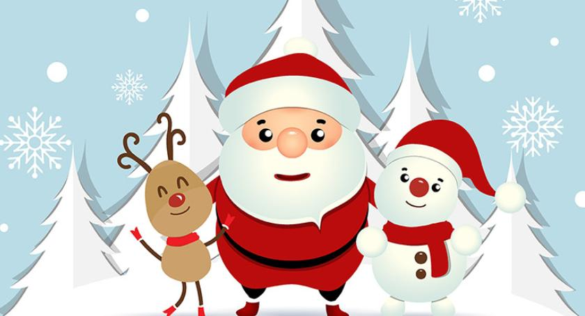 święta, Spotkanie Mikołajem Zambrowie Zapraszamy wszystkie dzieci! - zdjęcie, fotografia