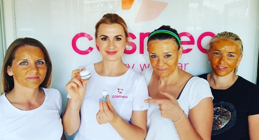artykuł sponsorowany, Dlaczego jesień idealna zadbać swoją skórę Poznaj zabiegi które zdziałają - zdjęcie, fotografia