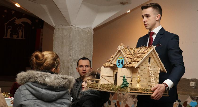 charytatywne wolontariat, Zapraszamy charytatywną aukcję szopek bożonarodzeniowych - zdjęcie, fotografia