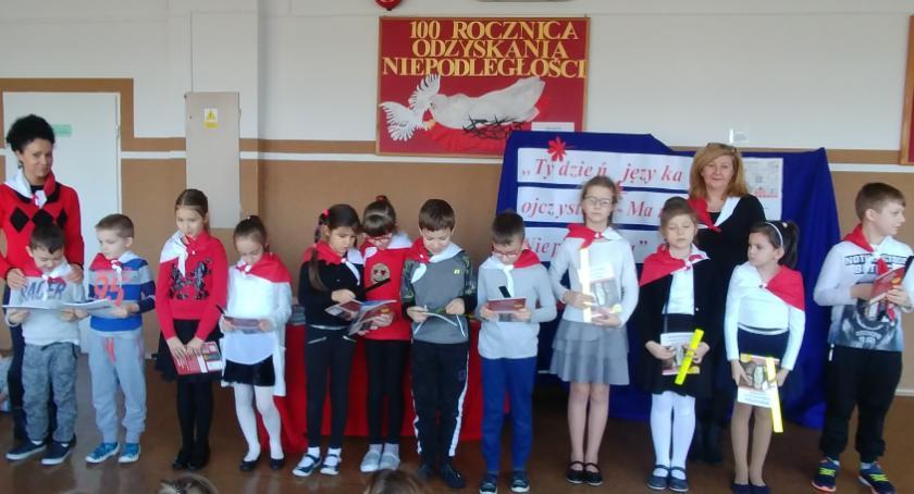 edukacja, Tydzień Języka Ojczystego Niepodległą - zdjęcie, fotografia