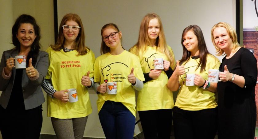 charytatywne wolontariat, Wolontariusze obchodzili swoje święto [foto] - zdjęcie, fotografia